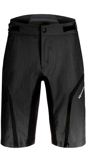 Gonso Rich V2 - Culotte corto sin tirantes Hombre - negro